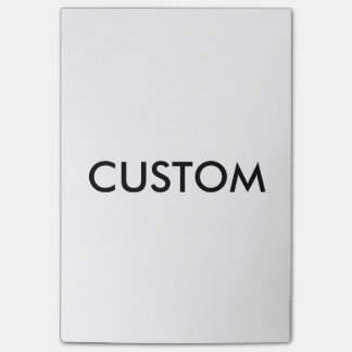 Design Custom Template Blank Post-it® Notes