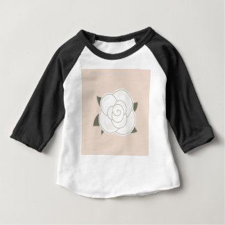 Design edition with Vintage rose Baby T-Shirt