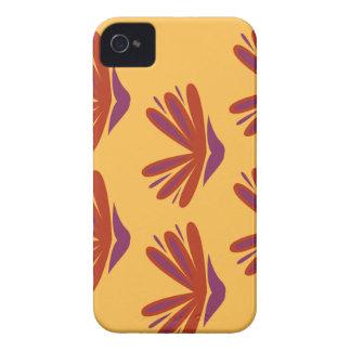 Design elements aztecs Gold Case-Mate iPhone 4 Case
