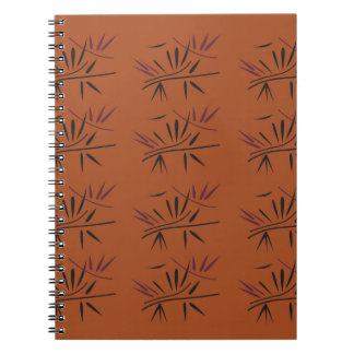 Design elements Bamboo Ethno ECO Notebooks