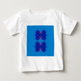 Design elements blue baby T-Shirt