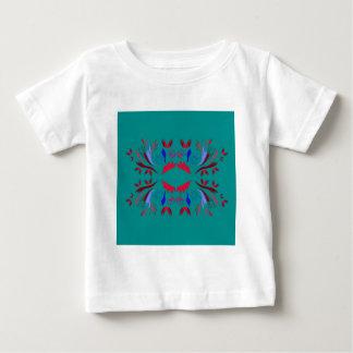 Design elements cold Blue Baby T-Shirt