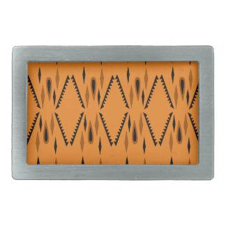 Design elements gold golden rectangular belt buckles