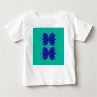Design elements Mint Blue Baby T-Shirt
