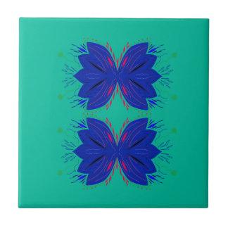 Design elements Mint Blue Tile