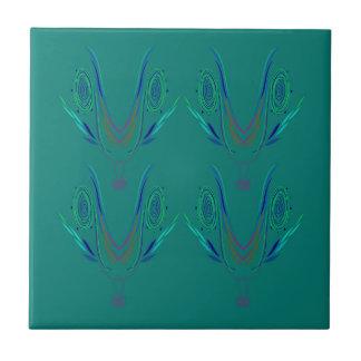 Design elements nordic Green Tile