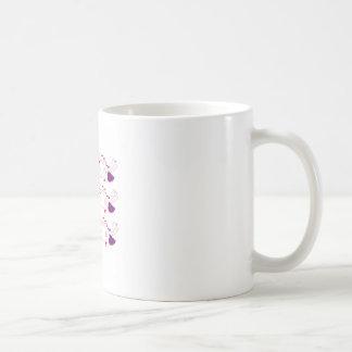 Design elements on white Ethno Coffee Mug