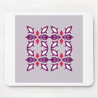 Design elements silver mouse pad