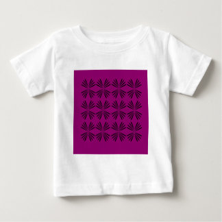 Design elements wine black baby T-Shirt