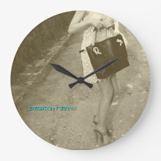 DESIGN ETC firenze your direct it is Large Clock