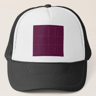 Design ethno chocolate Blocks Trucker Hat