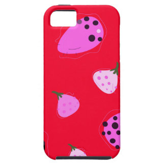 Design  Figs wild  Red iPhone 5 Covers