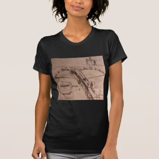 Design for an enormous crossbow t shirts