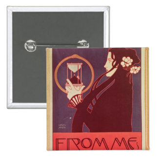 Design for the Frommes Calendar 15 Cm Square Badge