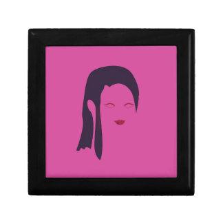 Design geisha Ethnic pink Gift Box