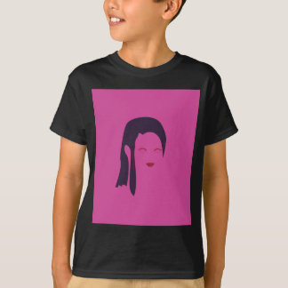 Design geisha Ethnic pink T-Shirt
