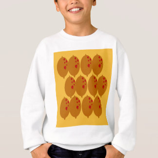 Design gold Lemons Sweatshirt