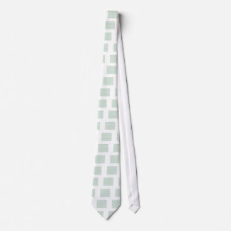 Design leaves edition green white tie