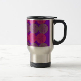 Design lemons, bio look travel mug