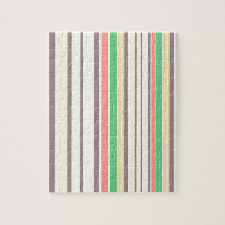 Design lines sweet Bamboo Jigsaw Puzzle