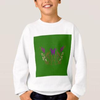 Design mandala Green Eco Sweatshirt