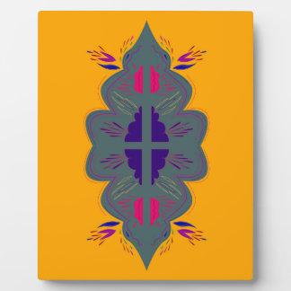 Design mandala Japan Plaque