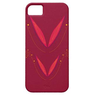 Design Mandalas choco iPhone 5 Cases