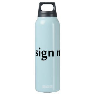 Design me SIGG Thermo Bottle