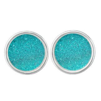 Design of Glitter Luxury Style Cufflinks