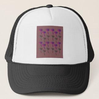 Design palms exotic Eco Trucker Hat
