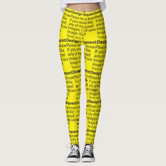 Design Request Leggings