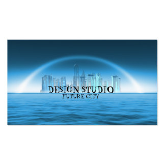 design studio pack of standard business cards