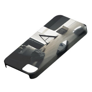 Design Themed, Modern A Letter Interior Collection iPhone 5 Cover