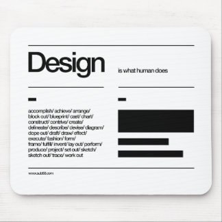 design under your mouse mouse pad