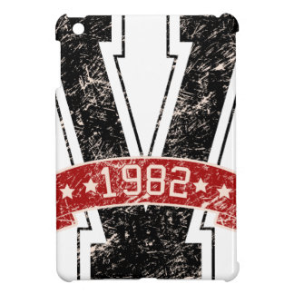 design vintage iPad mini case