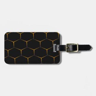 Design web luggage tag