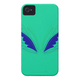 Design wings eco Green iPhone 4 Case-Mate Case