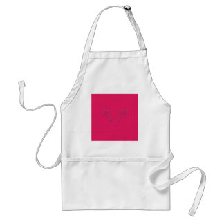 Design wings red Eco Standard Apron