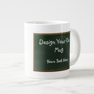 Design Your Own Chalkboard Mug