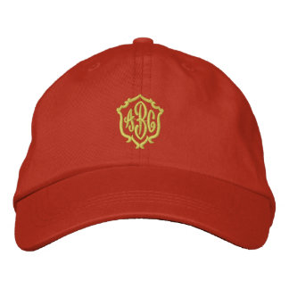 Design Your Own Cool Embroidered Team Softball Cap Embroidered Baseball Cap