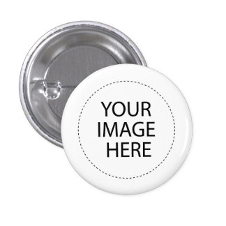 Design Your Own ~ Create Your Own Custom Gift 3 Cm Round Badge