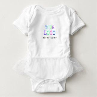 Design Your Own Custom Personalized Logo Baby Bodysuit