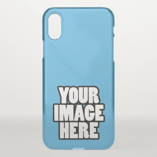 Design Your Own Easy To Personalise iPhone X Case