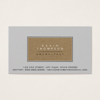 design your own elegant pro standard business card