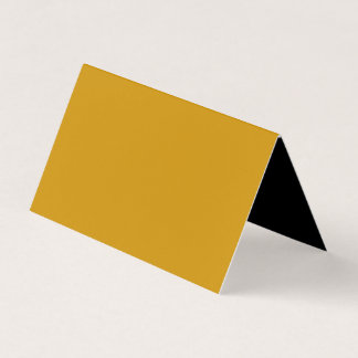 DESIGN YOUR OWN FOLDING BUSINESS CARD