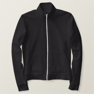 Design Your Own Ladies Track Jacket