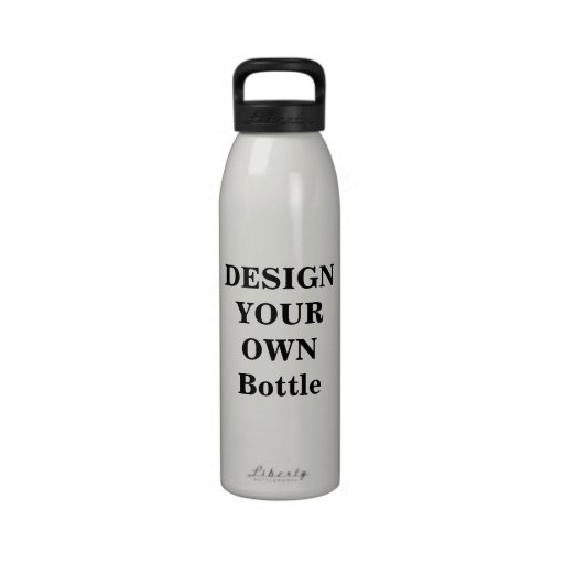 Design Your Own Liberty Bottle Reusable Water Bottles
