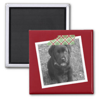 Design Your Own One Of A Kind Personalized Photo Square Magnet