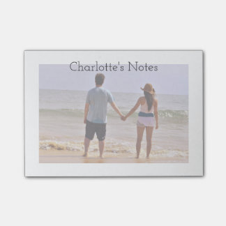 Design Your Own One of a Kind Personalized Post-it Notes