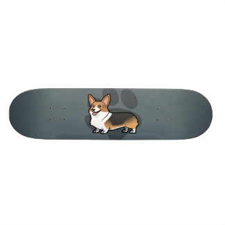 Design Your Own Pet 20.6 Cm Skateboard Deck